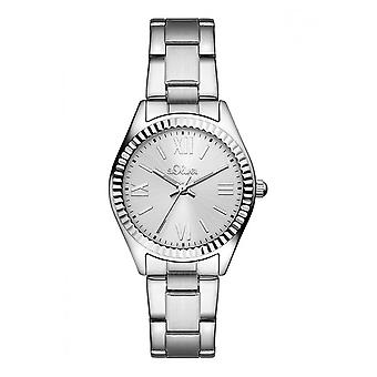 s.Oliver Damen Uhr Armbanduhr SO-3082-MQ