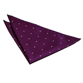 Piazza viola Pin Dot Pocket