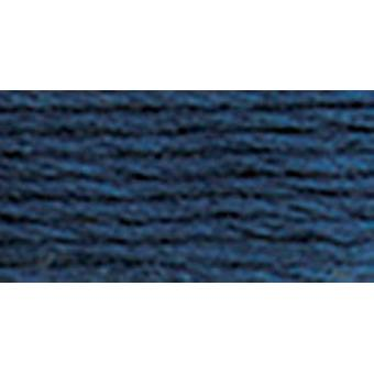 DMC 6-Strand Embroidery Cotton 100g Cone-Navy Blue Medium
