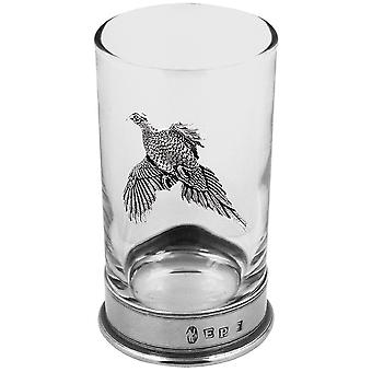 Pheasant Hiball Single Spirit Glass -  8 � ounce