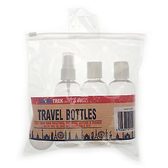 Globetrek Travel Bottles