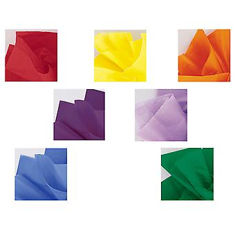 Colours of the Rainbow Kids BULK Tissue Paper Collection - 140 Sheets