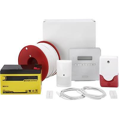 ABUS Alarm sets Terxon SX AZ4298 Alarm zones 8x wired, 1x tamper zone