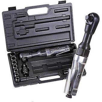 Pneumatiske forover/bakover ratchet 1/2 (12.5 mm) 6.3 bar Aerotec inkl saken