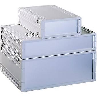 Skrivbordsfallet 290.9 x 62,2 x 199 akrylnitril butadien styren ljus grå Bopla ULTRAMAS UM62009L + 2 X FP60009 1 dator