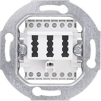 Sygonix Insert TAE socket SX.11 Sygonix white, (g
