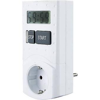 GAO EMT 799-60M Timer/power strip digital 24 h mode 3680 W IP20 2-phase