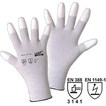 Guante protector de nylon tamaño (guantes): 11, XXL EN 388, EN 1149-1