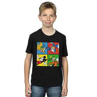 Disney Boys Mickey Mouse Friends T-Shirt