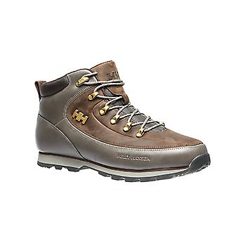 Helly Hansen the Forester boots brown leather boots