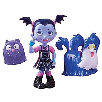 Vampirina Best Ghoul Friends Figure Set - Vampirina and Wolfie
