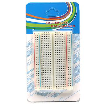TRIXES Electronics Solderless 400 Point Prototyping Breadboard