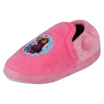 Girls Disney Frozen Slippers WD8876