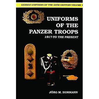 Uniformes alemanes del siglo XX - las tropas Panzer 1917-al Pr