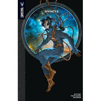 Divinity II by Trevor Hairsine - Matt Kindt - 9781682151518 Book