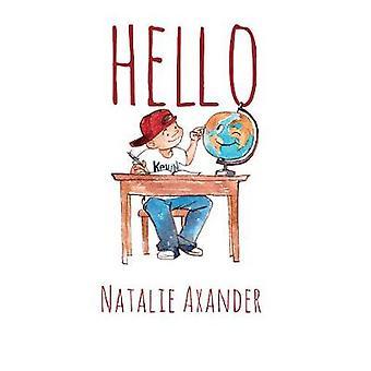 Hello by Natalie Axander - 9781788037648 Book