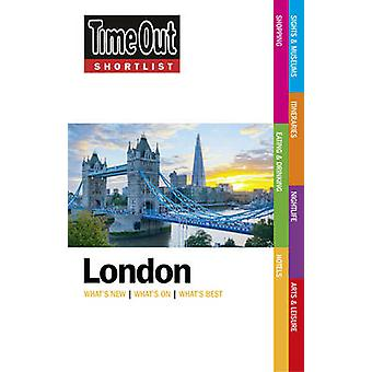 Time Out Shortlist London (9th edition) by Time Out Guides Ltd. - 978