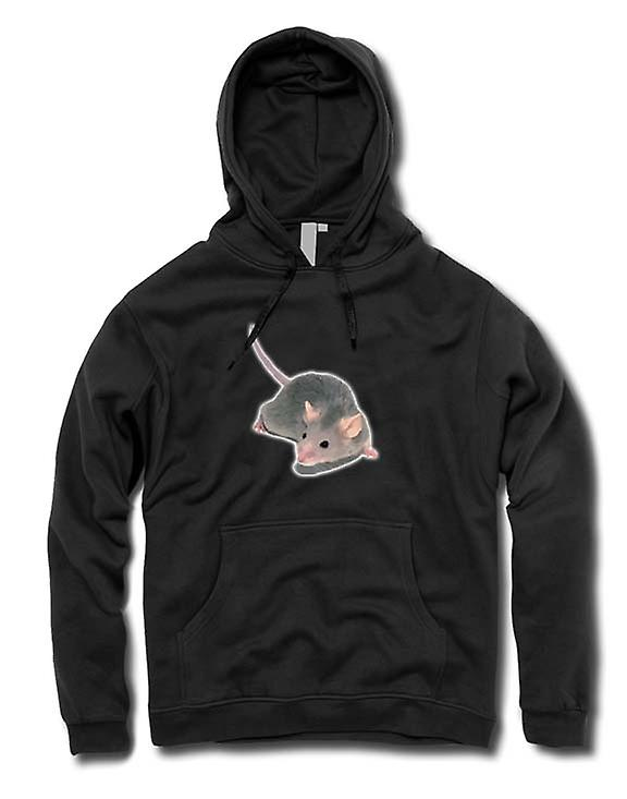 Kids Hoodie - Pet Rat Animal Portrait