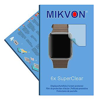 Apple Watch 42mm skjermen protector-Mikvon filmer SuperClear (redusert folie)