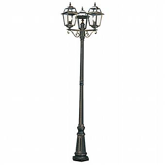 Searchlight 1528-3 New Orleans 3 Light Post Lamp