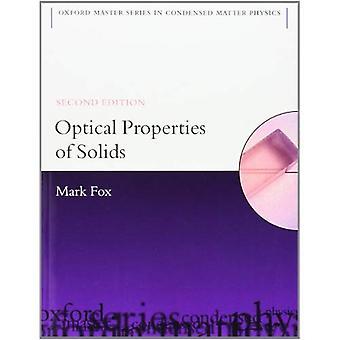 Optische eigenschappen van vaste stoffen