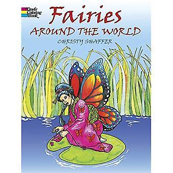 Fate tutto il mondo (Dover libri da colorare)