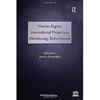 Dos direitos humanos: Proteção internacional, monitoramento, aplicação da