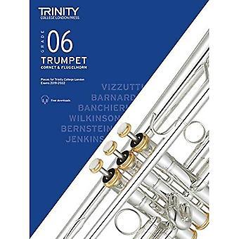 Trumpet, Cornet & Flugelhorn Exam Pieces 2019-2022 Grade 6