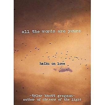 Alle ordene er ditt