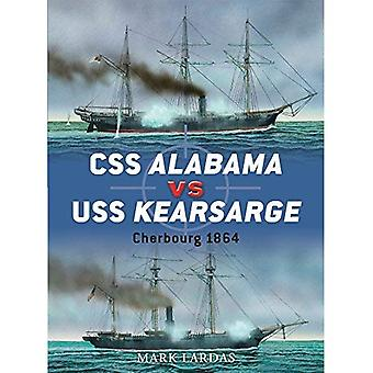 CSS Alabama vs USS Kearsarge (Duel)