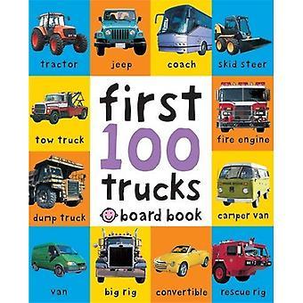 Först 100 lastbilar