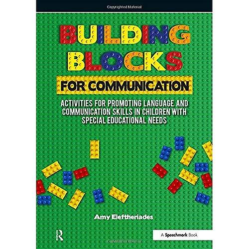 Building Blocks for Communication - Activities for promoting language and communication skills in children with...