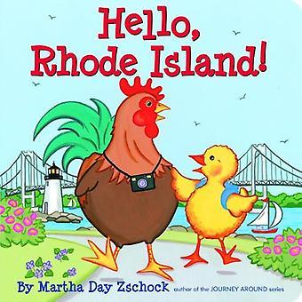 Hello Rhode Island!