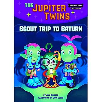 Scout Trip to Saturn (Book� 3) (Funny Bone Books First Chapters the Jupiter Twins)