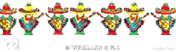Mexican or Fiesta Decoration Pack