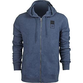 RVCA Mens VA Sport VA Guard Fleece Hoodie - Seattle Blue