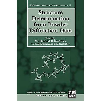 Structure Determination from Powder Diffraction Data by David & W. I. F.
