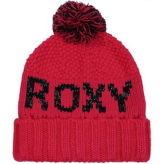 Roxy Womens Tonic Beanie - Teaberry Red
