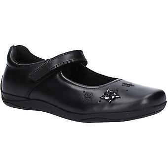 Hush Puppies Girls Candy Senior Mary Jane School Shoes