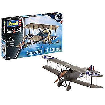 Revell 03906 Legends British Legends:Sopwith F.1Camel,