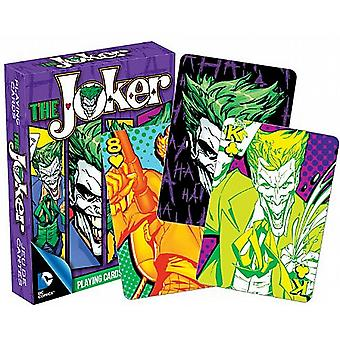 The Joker (Batman) set of playing cards   (nm 52269)