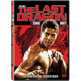 Last Dragon [DVD] USA import