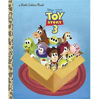 Toy Story 3 by Random House Disney - 9780736426688 Book
