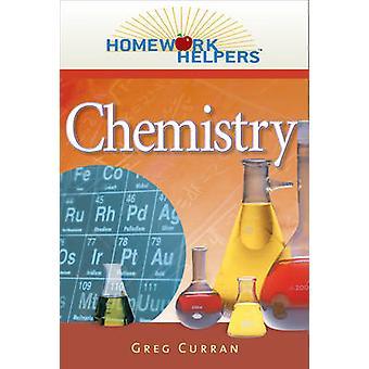 Homework Helpers - Chemistry by Greg Curran - 9781601631633 Book