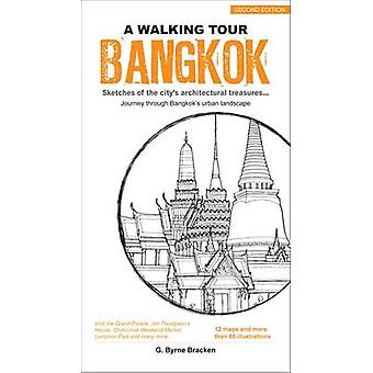 Bangkok - Sketches of the City's Architectural Treasures (2nd) by G. B