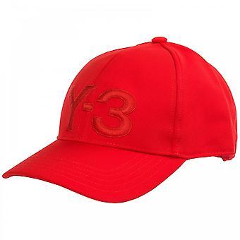 Y-3 Red Logo Cap