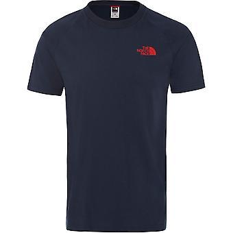 North Face North Faces T0CEQ8H2G män t-shirt