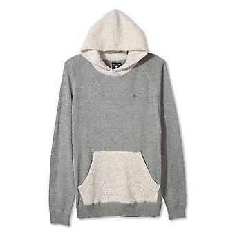 LRG Savana Knitted Pullover Hoodie Olive Drab Heather