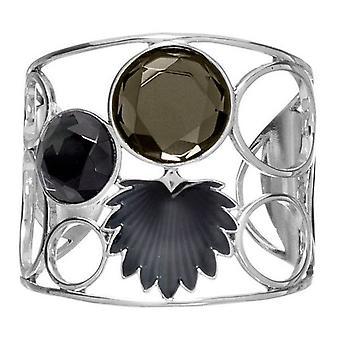 Pellegrino GoDiva Damenarmreif, grigio/argento (549122)
