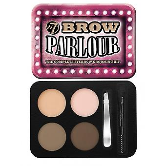 W7 Brow Parlour Eyebrow Grooming Kit